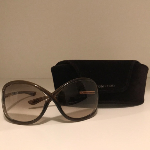 4cd5acea847 Tom Ford Whitney sunglasses brown. M 5a4c0364a825a6ed9709e4a9. Other  Accessories ...